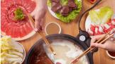 多功能鸳鸯锅 聚在一起吃火锅