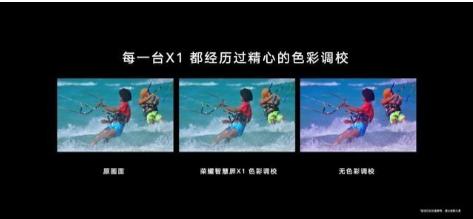 荣耀智慧屏X1系列打破行业潜规则,低价也享受高端画质音质