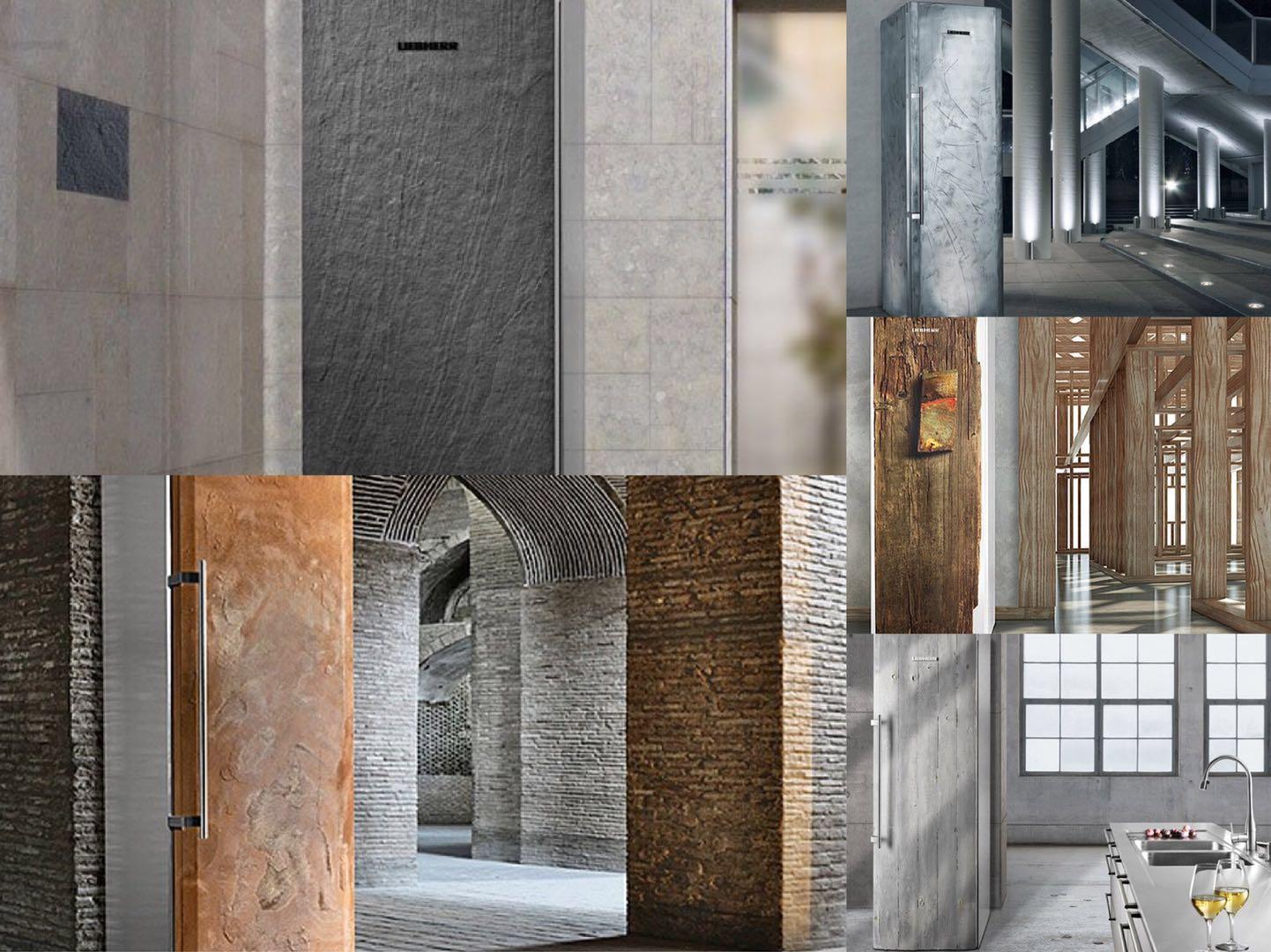 奇葩家电研究所:用水泥、原木做成的冰箱