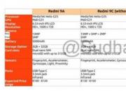 Redmi 9 将有四款机型   后置四摄  指纹识别 + 联发科 G80