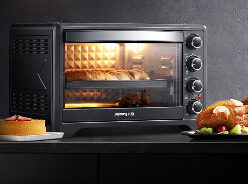烘焙有道,38升电烤箱打造可口点心