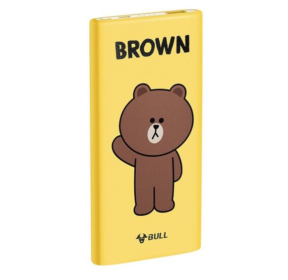 迷倒了万千少女     布朗熊数码产品来相伴