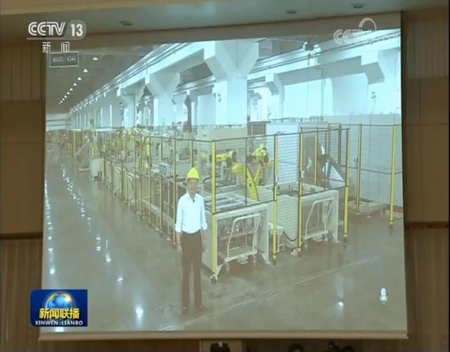 50天建成年产1100万台微波炉示范基地 格兰仕亮相《新闻联播》