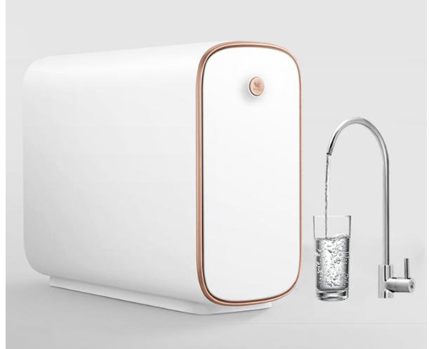 家用厨房台下式反渗透净水器,出水安心直饮