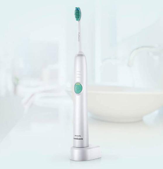 智能清洁,成人声波震动电动牙刷塑造瓷白牙齿