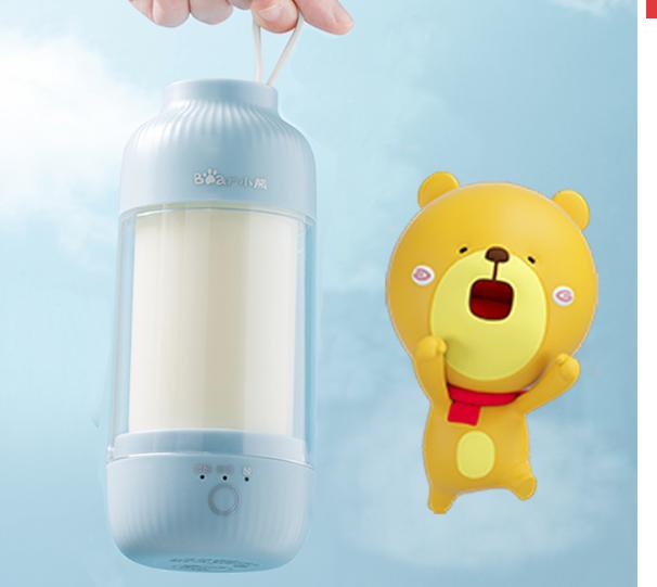 """小熊电器以温暖长情倍伴   你""""种草""""哪款?"""