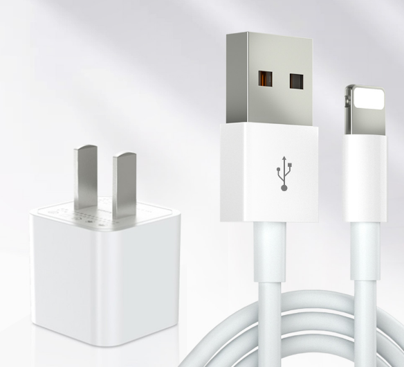 电量赤红?USB快充充电插头快马加鞭