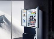 300多升法式多门冰箱  食物独居不串味
