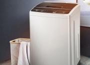 8公斤波轮洗衣机,一键操控老人更实用