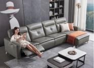 芝华仕轻奢意式功能沙发, 打造大户型的奢华元素