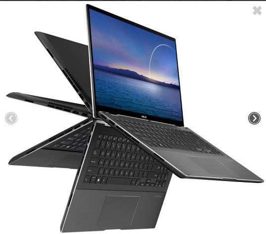 华硕推出采用第11代 Intel Core处理器的新型笔记本电脑产品系列