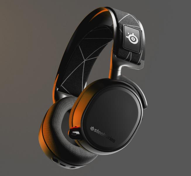 SteelSeries   Arctis 9双无线耳机   现已全球发售