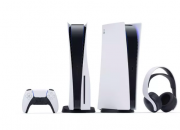 索尼PS5是现代历史上最大的游戏机  及各种配件的价格