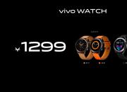 vivo WATCH智能手表时刻任你表现  统一售价为1299元