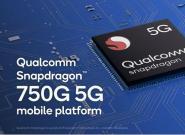 高通发布骁龙5G芯片750G 小米手机预先搭载
