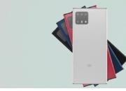 全新的小米11系列手机  屏下摄像头+骁龙 875 芯片+方形五摄