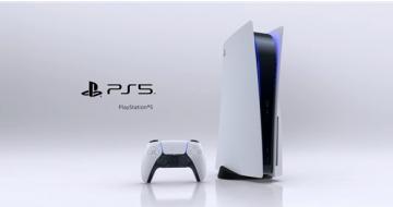 全新的索尼PS5游戏主机11月12日全球发售 10款游戏无法在P