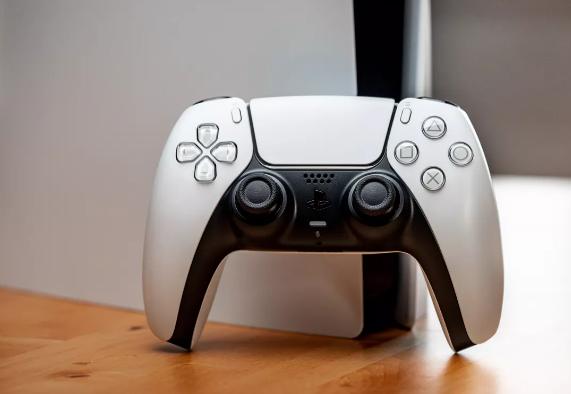 索尼的下一代游戏机   索尼PS5和DualSense手柄