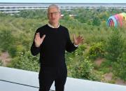 侃哥:苹果CEO蒂姆库克暗示年底前或还有新品发布