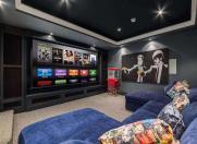 住宅空间应该怎么呈现最佳的家庭影院?