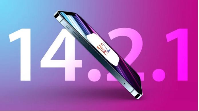 蘋果發布iOS 14.2.1,修復了短信錯誤和iPhone 12迷你鎖屏問題