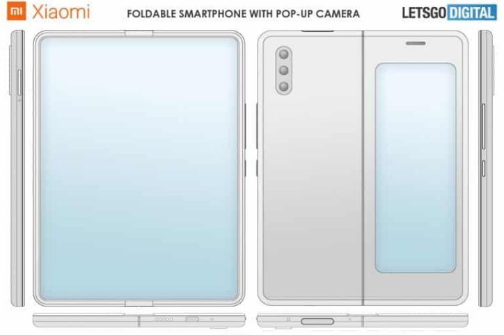 小米或在 CES 2021或MWC 2021上推出其首款可折疊智能手機