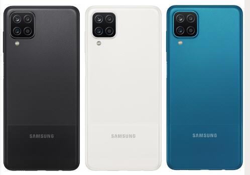 三星Galaxy A12和Galaxy A02s宣布:6.5英寸屏幕和5,000 mAh电池