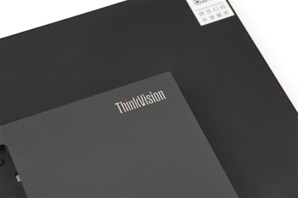 ThinkVision思匠27全面屏显示器P27h-20测评