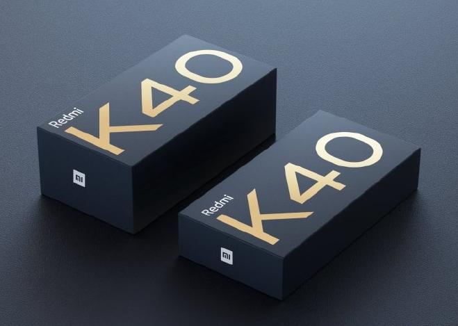Redmi K40 包装盒曝光  将环保事业支持到底