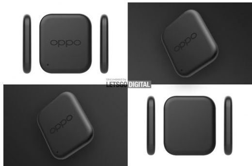 Oppo Smart Tag蓝牙追踪器可能随Oppo Find X3一起到货插图