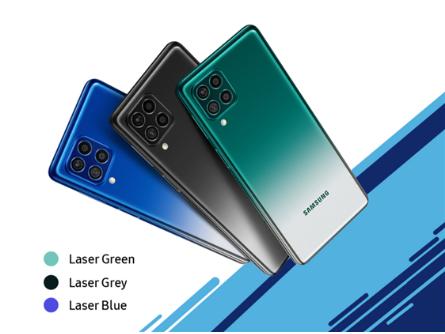 Galaxy F62正式发布  7000豪安超大电池 +搭载 Exynos 9825