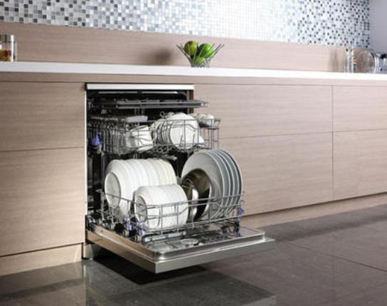 扫地机擦窗机洗碗机 使你享受更加轻松的过程
