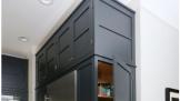 如何利用冰箱做收纳 自由嵌入式冰箱更加节省空间