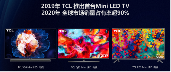 最早布局、最先量产、最全产品阵营 TCL任Mini LED背光专委会组长单位