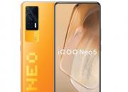 iQOO Neo5像素橙正式开售  少年夏日的英雄梦