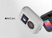拓展运动相机领域?苹果或将推多彩AirCam