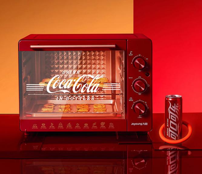 九阳可口可乐联名款 在家做饭聚快乐
