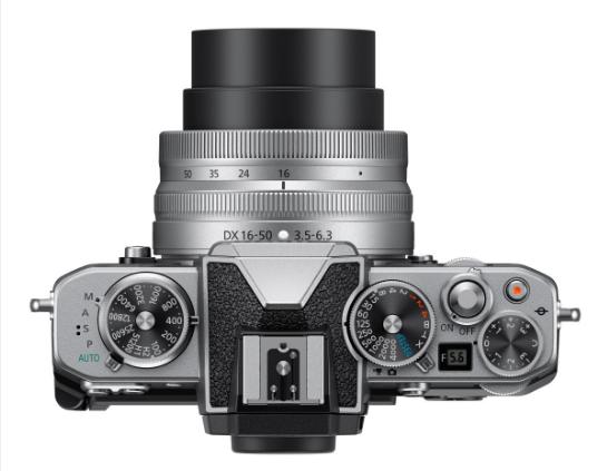 尼康宣布推出 Z fc,这是一款 DX 格式无反光镜相机