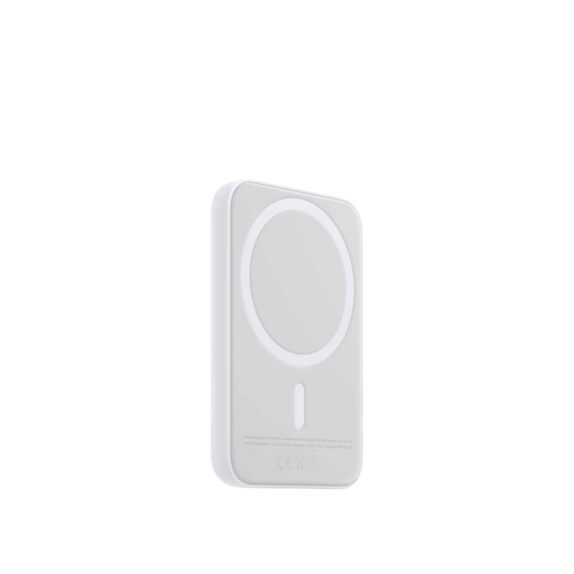 侃哥:苹果原装无线充电宝 MagSafe外接电池上架