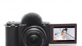 侃哥:索尼新一代Vlog相机ZV-E10发布 这次可换镜头了