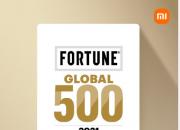 小米入选2021《财富》世界500强,排名第338位  苹果排名第6位