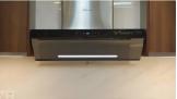 智能除油烟 厨房新体验 万和潜吸式烟机评测