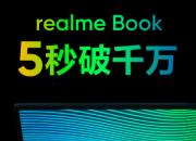 realme Book 于8月25日零点首次开售  5秒销售额破千万4299元起