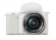 索尼(SONY)ZV-E10 Vlog微单数码相机  5299元