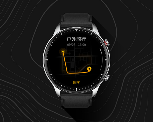 Amazfit GTR 2 运动款 9月01日 00:00秒杀价899元