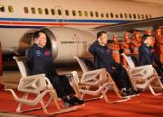 神舟十二号三名航天员顺利到家了  中国航天太空创想联名的新品也来了