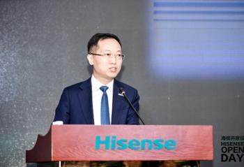 海信总裁贾少谦:锁定先进制造,引领世界