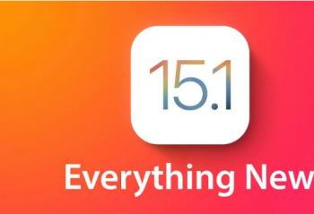 苹果发布iOS 15.1    为iPhone 13 Pro相机功能进行了改进